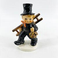 "Vintage Goebel Figurine #10 740 12 Chimney Sweep 5-1/2"" TMK-6 1979-1991"
