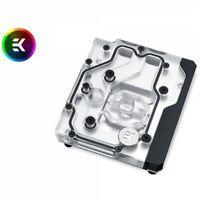 EK Water Blocks EK-Momentum ASUS ROG Strix Z390I D-RGB Monoblock - Plexi