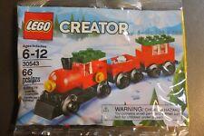 Lego Creator 30543 Holiday Train ~ New Sealed Polybag!
