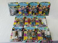 Lot Set Of 10 Star Trek Next Generation Figures NEW Scott Picard McCoy esoqq