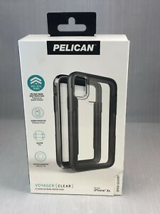 Pelican Voyager Hybrid Case for Apple iPhone XR - Grey