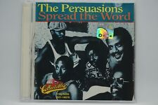 The Persuasions - Spread The Word CD Album  RARE