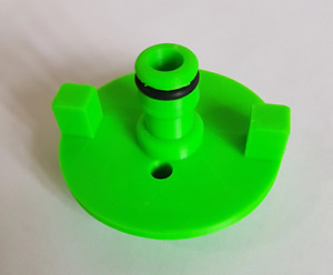 Motorhome Water Filler Cap With Hose Connector : Fits Fiamma Type