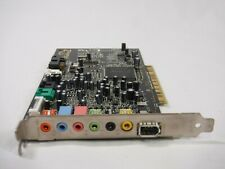 Creative Sound Blaster Audigy PCI PC Audio Sound Card SB0240