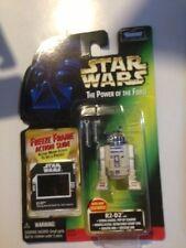 R2-D2 (pop-up Scanner) STAR WARS POTF (Freeze Frame) Green card