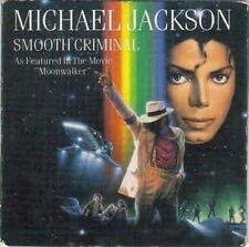 Michael Jackson Smooth criminal (1988; 3'') [Maxi-CD]