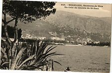 CPA Beaulieu .- Environs de nice  (191540)
