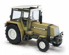 Tracteurs miniatures verts Busch