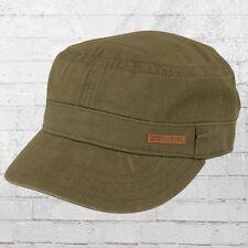 Billabong Military Kappe Corporal Cap oliv grün Mütze Cappy Army Hat Haube