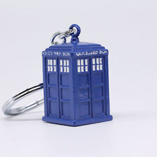 Doctor Who telephone box Metal Keychain Keyring backpack Pendant  New