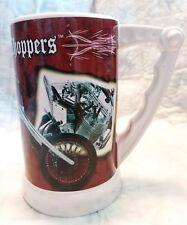 OCC 2006 Orange County Choppers Ceramic Motorcycle Mug Stein
