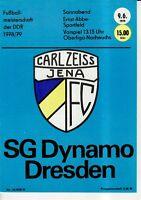 OL 78/79  FC Carl Zeiss Jena - SG Dynamo Dresden