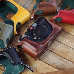 Leica M6,M7,MP case  - Arte di mano -