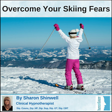 Fear of Skiing and Nervous Skiers - Hypnosis Audio CD made by Skiers for Skiers