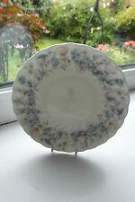 Wedgwood Angela Butter Pat Dish China 1st Quality Pink Blue British