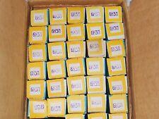 6N3P/6CC42/2C51/396a/6385 Tubes NOS/NIB Same Data Codes 1972-1973 Lot of 2 pcs