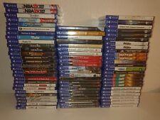 Playstation 4 Spiele Auswahl z,B. WRC, NFS,Fifa, Minecraft,... NEU+OVP