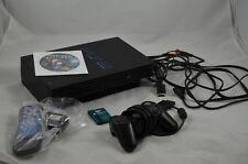 Sony Playstation 2 Konsole mit 1 Controller und 1 Spiel #3486