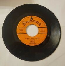 New ListingHear Rosie & Originals 45 Lonely Blue Nights/We'll Have Chance doo wop R&B soul