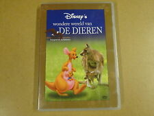 DVD / DISNEY'S WONDERE WERELD VAN DE DIEREN - KANGEROES & ADELAARS