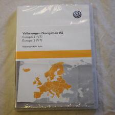 GENUINE VW DISCOVER MEDIA AS SAT NAV NAVIGATION SD CARD V7 MAPS 3G0919866BC NEW