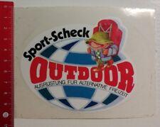 Aufkleber/Sticker: Sport Scheck Outdoor Ausrüstung (03041782)