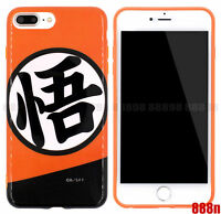 JAPAN DRAGON BALL Z 悟 Goku Phone Case For iPhone XS Max XR X 8 7 Plus 6 6S PLUS