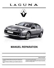 manuel atelier entretien reparation technique Renault Laguna III (3) - Fr