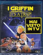 Blu-ray **I GRIFFIN PRESENTANO IT'S A TRAP** nuovo 2010
