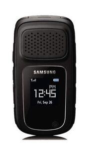 Samsung Rugby 4 B780W B780 - Black (Unlocked) Phone T-Mobile Bell Rogers Telus