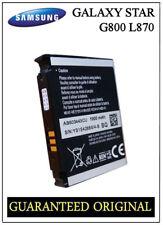 GENUINE SAMSUNG GALAXY BATTERY L870 SGH G800 STAR S5230 AB603443CU