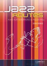 Malcolm Miles: Jazz Routes for Eb Sax & Piano CM238