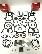 ENGINE REBUILD KIT FITS KOHLER KT17, M18, MV16, GASKET SET, PISTONS & RINGS, STD