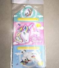 Party :  Unicorn Invitation Party Decor 10 pcs