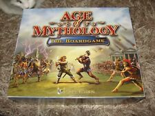 Age of Mythology The Board Game ~ Eagle Games 2003