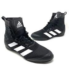 Adidas Speedex 18 Men's Size 11 L.5 Black F99914 Boxing Shoes