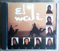 El Wali Saharawi  -  CD musica etnica