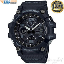 Casio G-SHOCK GWG-100-1AJF MUDMASTER Atomic Radio Solar Watch from JAPAN F/S