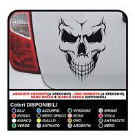 Adesivo jeep scheletro adesivo corsa adesivo cattivo teschio adesivo tuning auto