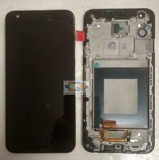 LCD TOUCH SCREEN FRAME PER LG GOOGLE NEXUS 5X H790 H791 H795 DISPLAY NERO 24/48h