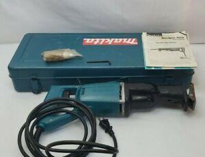 Makita JR3000V 6 Amp Variable Corded Speed Reciprocating Saw Metal Case