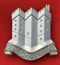 British Army. Northumberland Hussars Yeomanry NCO's Arm Badge