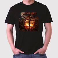 Black Veil Brides Vale Logo Men's Black T-Shirt Size S M L XL 2XL 3XL
