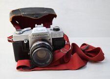 Vintage Collectible Beseler Topcon Auto 100 SLR Film Camera Tokyo Kogaku Topcor