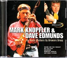 The Booze Brothers- Brewers Droop- Mark Knopfler & Dave Edmunds CD Dire Straits