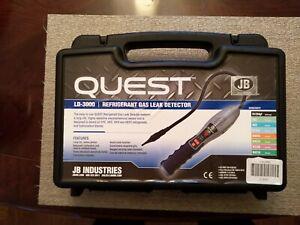 JB Industries Quest LD-3000 Refrigerant Gas Leak Detector