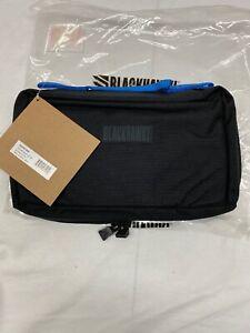 BlackHawk S.T.O.M.P. Medical Pack Accessory Pouch Blue Handle - Black 60SAP2BK