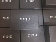 Barney's New York Jewelry Boxes (Lot Of 100)