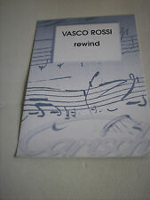 VASCO ROSSI SPARTITO SINGOLO REWIND