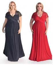 Plus Size Evening Dress,Maternity Maxi,18,20,22,24,26,28,30,32,34,bridesmaid 001